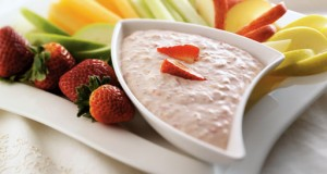 Summer Fruit Dip